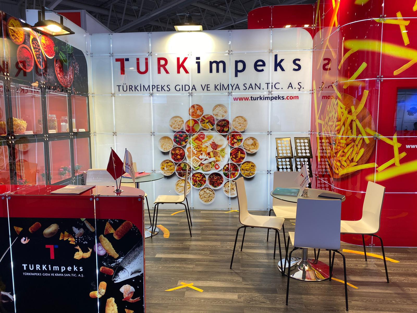 Food ingredents Europe - 3-5 December 2019 - Stand 7Q161